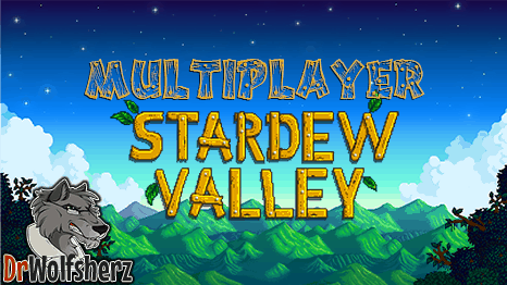 Stardew Valley Multiplayer Let's Play