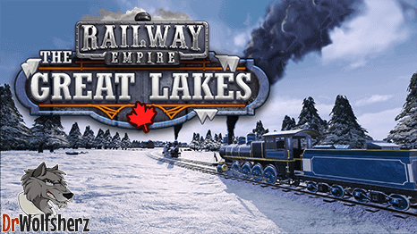 Kurz Let's Play: Railway Empire – The Great Lakes DLC