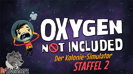 Oxygen Not Included – Staffel 2 Let's Play