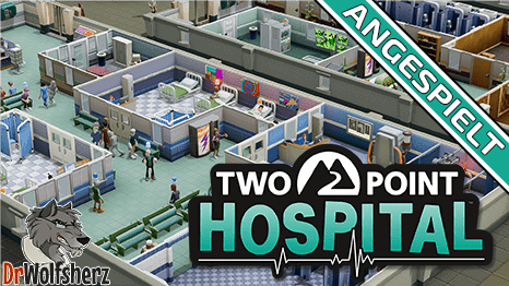 Angespielt: Two Point Hospital