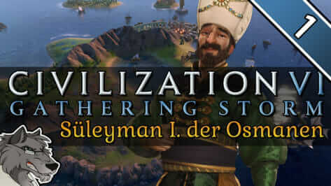 Civilization 6: Gathering Storm Let's Play