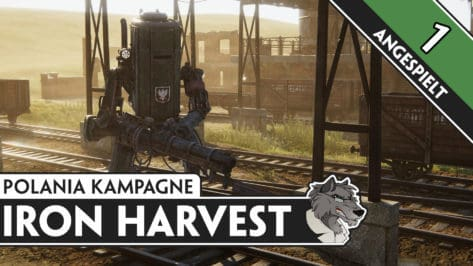 Angespielt: Iron Harvest