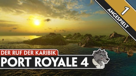 Angespielt: Port Royale 4
