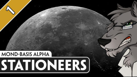 Stationeers (Mond) Let's Play Together