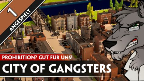 City of Gangsters – Angespielt