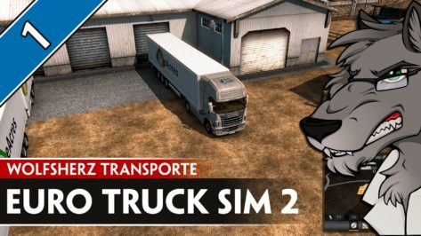 Euro Truck Simulator 2 Let's Play