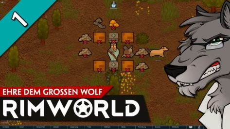 RimWorld Wolfismus – Let's Play